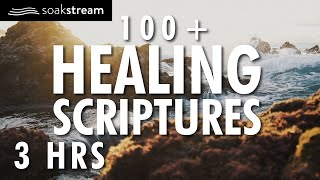 Gods Promises | 100+ Healing Scriptures With Soaking Music | Christian Meditation (2020)