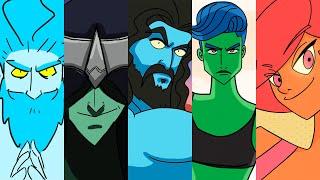 Zeus, Hades, Poseidón, Deméter y Hestia | Destripando la Historia