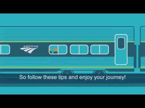 Amtrak's Security Minute: Tips for Safe Travel