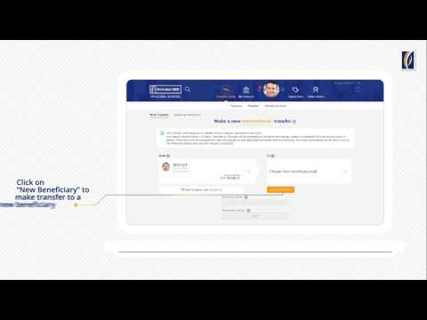 International Transfers with Emirates NBD Online Banking