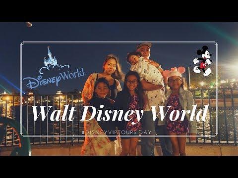 Walt Disney World Vlogs 2018 - Disney VIP Tours | Disney's Beach Club & Epcot Dessert Party (#280b)