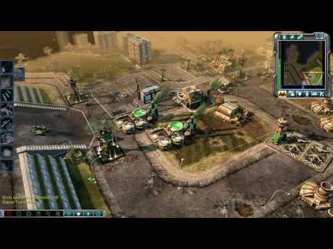 C&C Kane's Wrath - Infinite Power Operation (Custom Map)
