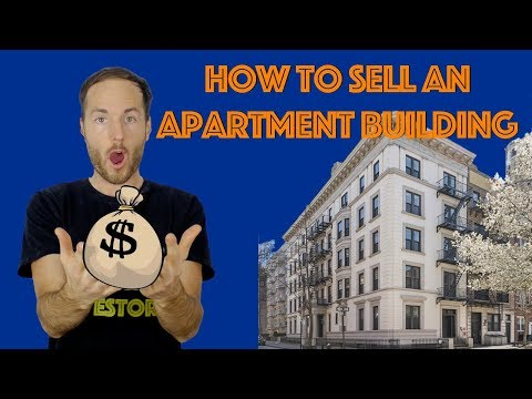 How To Sell An Apartment Building For TOP Dollar - Multi Family Investing