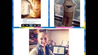 Montage of Student Instagram Campaign Participants