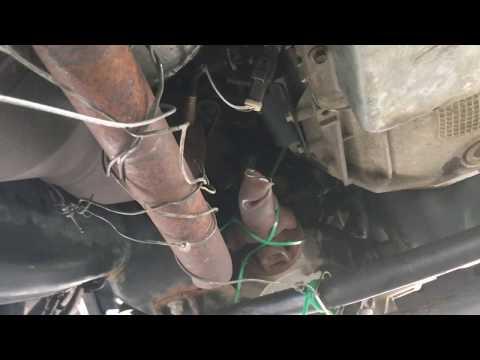 Ford F150 Broken Front Driveshaft