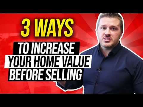 3 Ways to Increase Your Home Value Before You Sell
