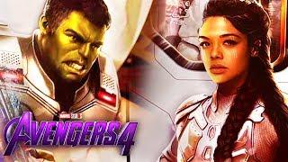 Avengers 4 Endgame New Character LEAKED ?? (தமிழ்)