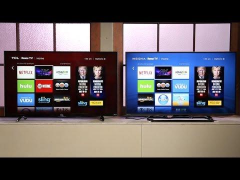 4K Roku TVs bring higher resolution to simpler smart TV