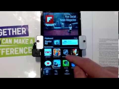BlackBerry Z30 Apps