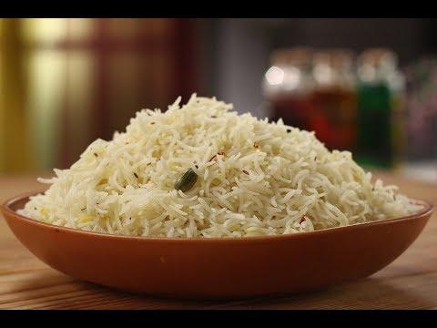 Rice For Biryani   Sanjeev Kapoor Khazana