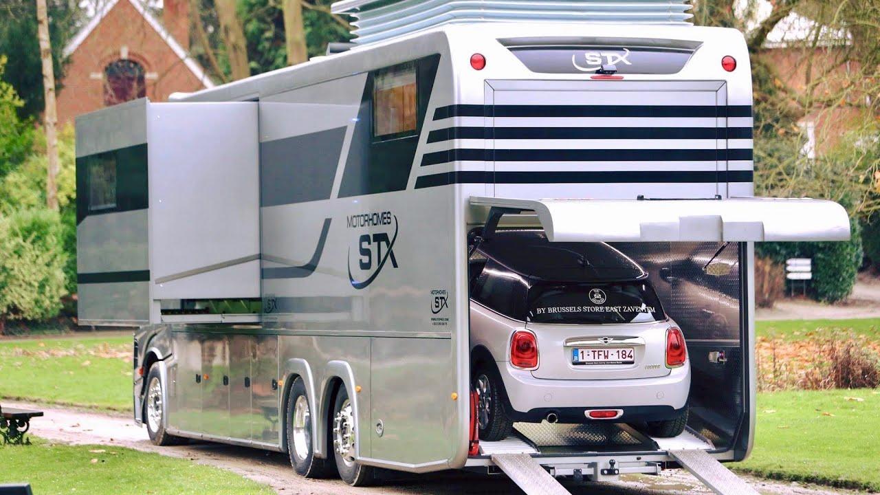 Incredible £385,000 Motorhome : STX 12m RV Full Tour
