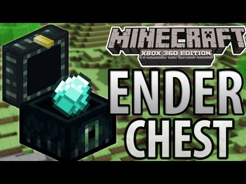 Minecraft (Xbox 360) - TU11 Features - ENDER CHEST Info!