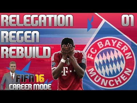 FIFA 16 Bayern Munich Career Mode - RRR - E01
