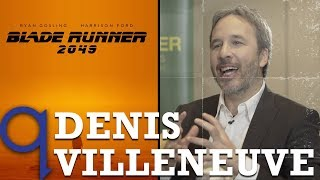 Denis Villeneuve addresses a big Blade Runner question