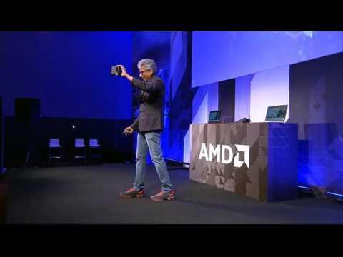 AMD 2016 Live  Polaris RX 480 and Bristol Ridge release event!