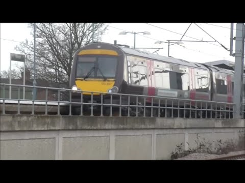 170397 (1A23 Stansted Airport-Birmingham) @ Nuneaton - 13th February 2015