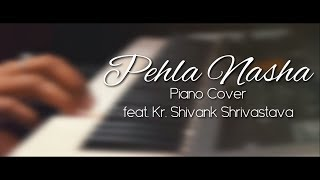 Pehla Nasha || Jo Jeeeta Wohi Sikandar || Piano Cover || Valentine's Day Special