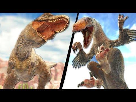 EPIC T-REX! STRONGEST DINOSAUR IN THE GAME! - Jurassic World