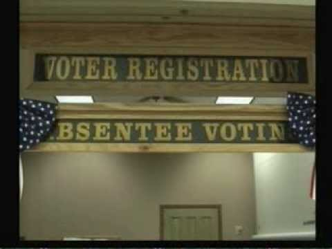 Absentee voting begins in Wapello County