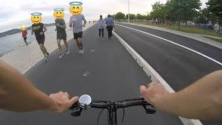 The Biggest Danger on Bike Lanes