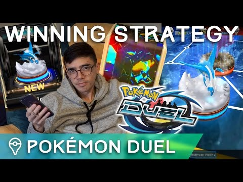 I'M UNDEFEATED IN POKÉMON DUEL!! HOW TO WIN + EX BOOSTER OPENING