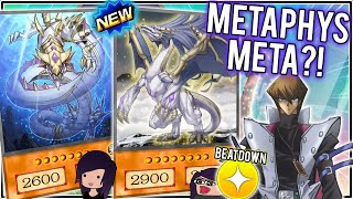F2P Metaphys! Spicy Tech Cards [Yu-Gi-Oh! Duel Links