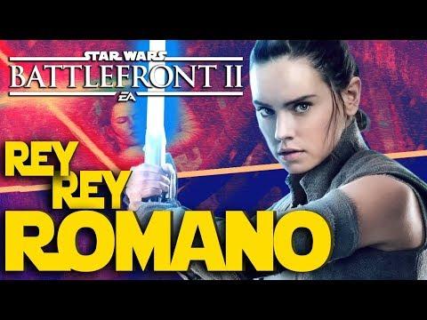 I can handle myself! Star Wars Battlefront II Live Stream