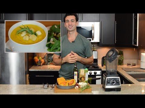 Balsamic Butternut Squash Soup   Life is NOYOKE