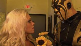WWE NXT: Aksana asks Goldust for his forgiveness