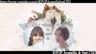 acapella jihyo twice x eunji apink x ben   the reason why im beautiful