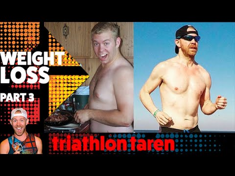 TRIATHLON Training for WEIGHT LOSS Pt. 3: Burn Fat While Sitting