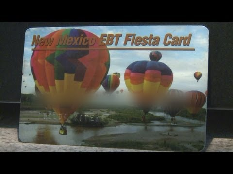 Bill to crack down on EBT card misuse
