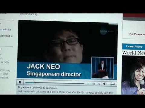 Singapore Jack Neo Sex Scandal