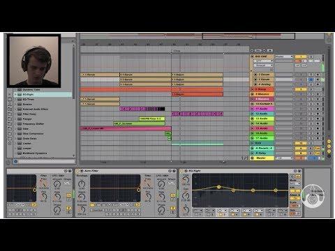 Ableton Challenge: Make A Hardstyle Track?