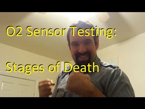 O2 Sensor Testing: Stages of Death
