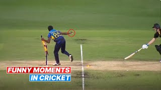 8 Funny Moments in Cricket Part - 2   Cricket 18