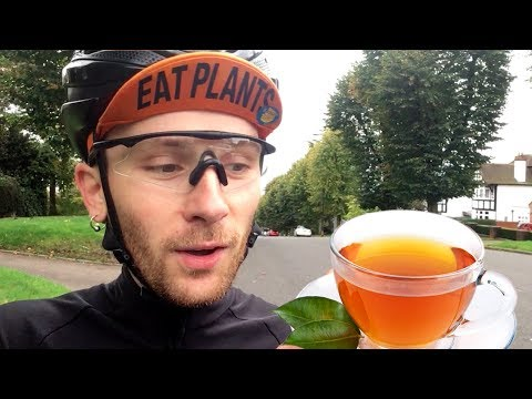 Tea BAD for Cyclists