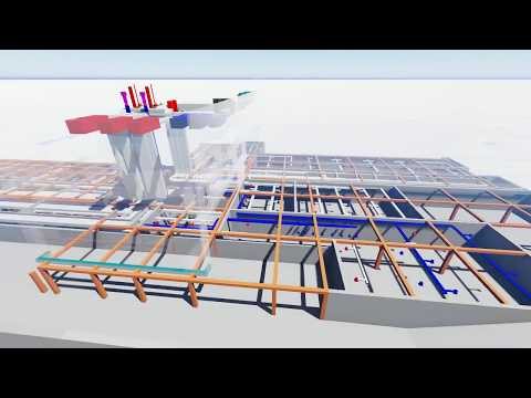 Hotel In Bakuriani - Ventilation System Design  (demo)