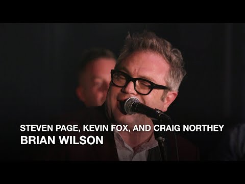 Steven Page + Kevin Fox and Craig Northey   Brian Wilson   Playlist Live 2018