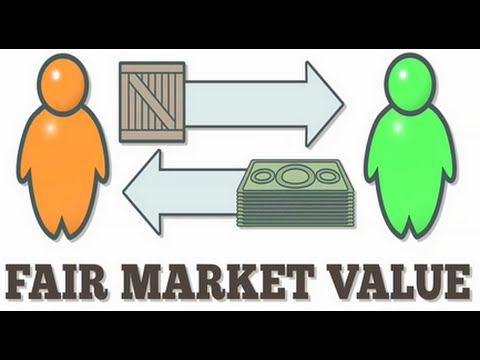 What is Fair Market Value ?