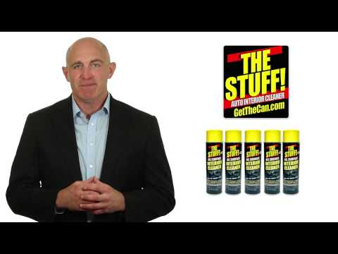 HOW TO GET YOUR VEHICLES INTERIOR & HEADLINER CLEAN!
