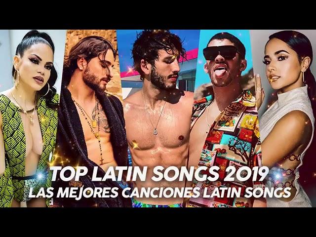 Download Top Latino Songs 2019 - Maluma, Nicky Jam, Ozuna, Wisin, Becky G, CNCO MP3 Gratis