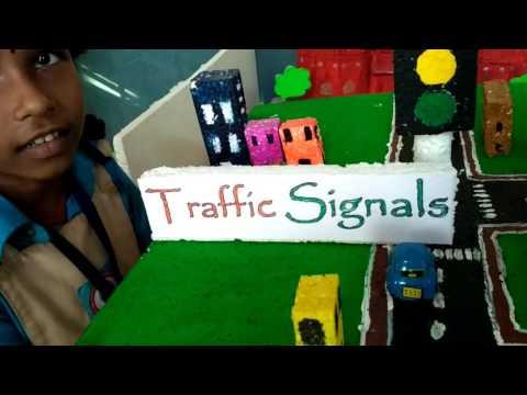 Traffic signal model