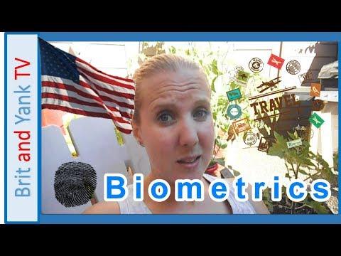 Biometrics appointment!