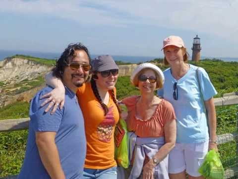 Exploring Martha's Vineyard 2013