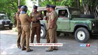 SL court further remanded suspects of schoolgirl rape case   World   News7 Tamil