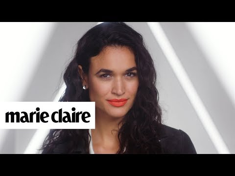 How to Wear a Classic Red Lip Look | Marie Claire + Avon