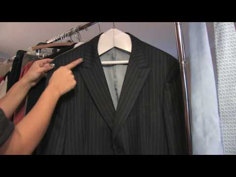 Fashion Tips : How to Buy a Man's Business Suit