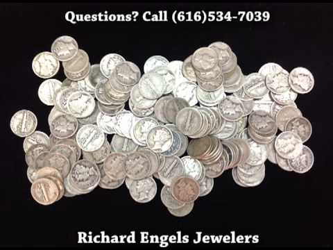 Richard Engels Jewelers Coin Dealers Buyers Collectors (Grand Rapids, MI) Sell Your Coins!