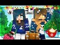 Minecraft - MY FIRST TIME GOING TO A RESORT! I GO SNOWBOARDING!! (Minecraft Roleplay)